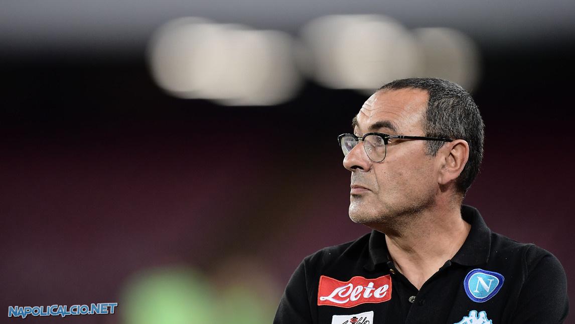 """Napoli-Bologna 3-1, Milik come Higuain? Sarri non è d'accordo: """"Un paragone che non esiste"""""""