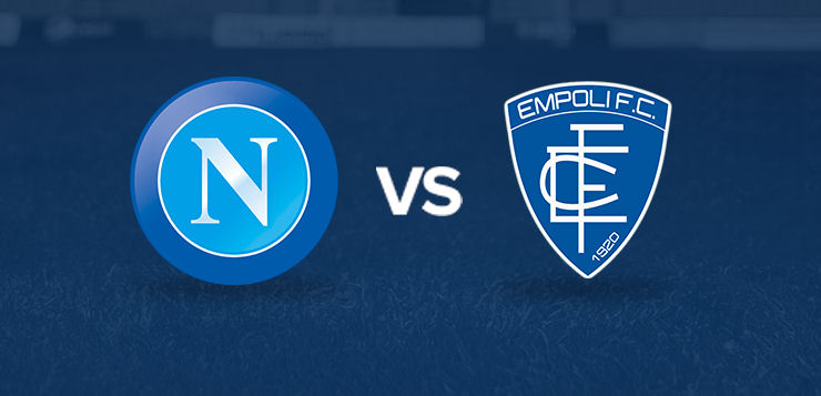Napoli-Empoli di Coppa Italia: dove vedere la partita in tv e diretta streaming