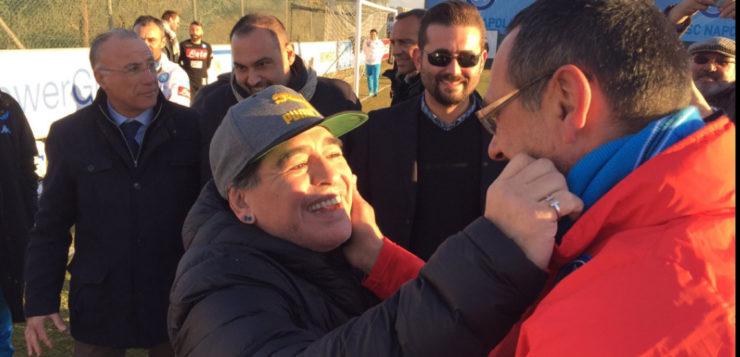 """Sarri carica il Napoli: """"Milan banco di prova, non firmo per il 2° posto"""""""