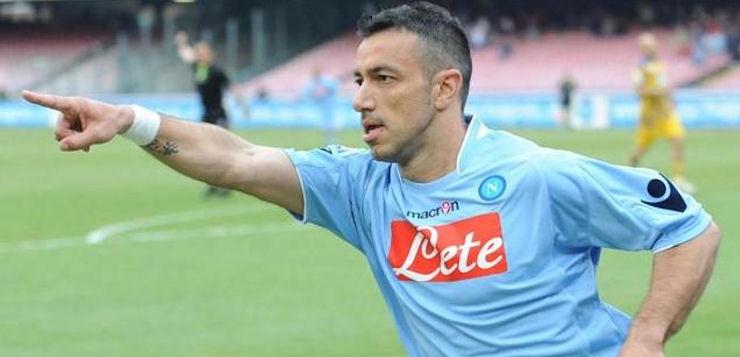 Calciomercato Napoli, De Laurentiis apre al ritorno di Quagliarella