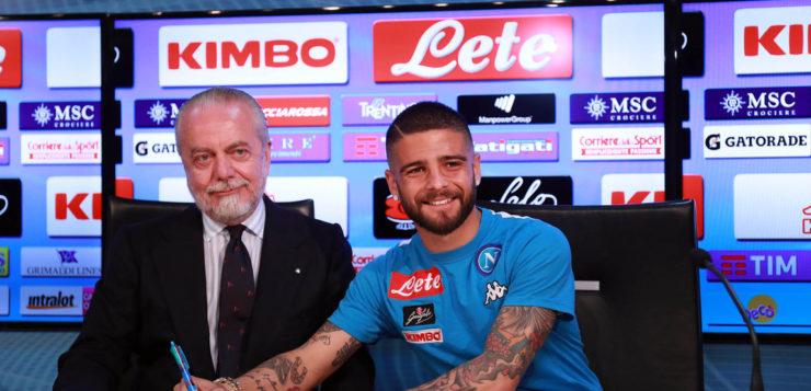 """Insigne rinnova fino al 2022 col Napoli: """"Sono felicissimo, oggi si è avverato un mio sogno"""""""