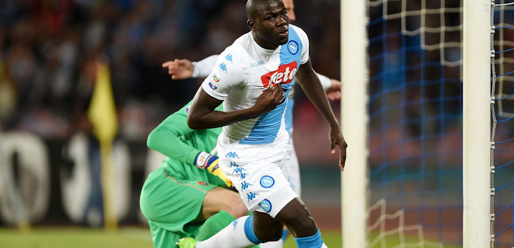 Napoli-Fiorentina 4-1: poker e dominio assoluto degli azzurri