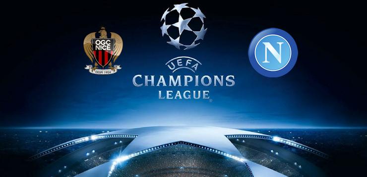 Nizza-Napoli: formazioni, orario, diretta streaming e tv