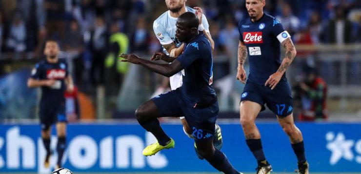 Lazio-Napoli 1-4: azzurri di rimonta calano il poker