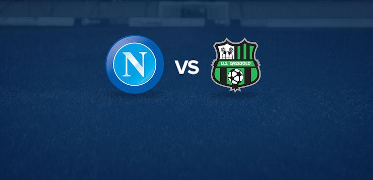 Napoli-Sassuolo: dove vedere la partita in tv e diretta streaming
