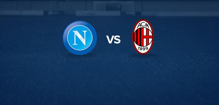 Napoli-Milan: ecco dove vedere la partita in Tv e diretta streaming