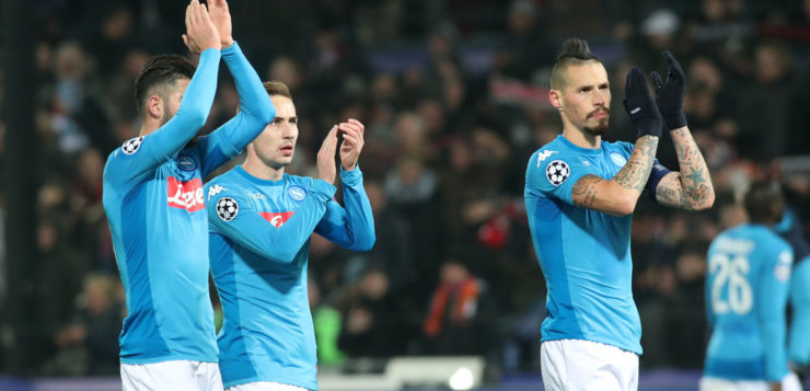 Feyenoord-Napoli 2-1: gli azzurri crollano a Rotterdam, sarà Europa League