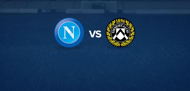 Napoli-Udinese: dove vedere la partita in tv e diretta streaming