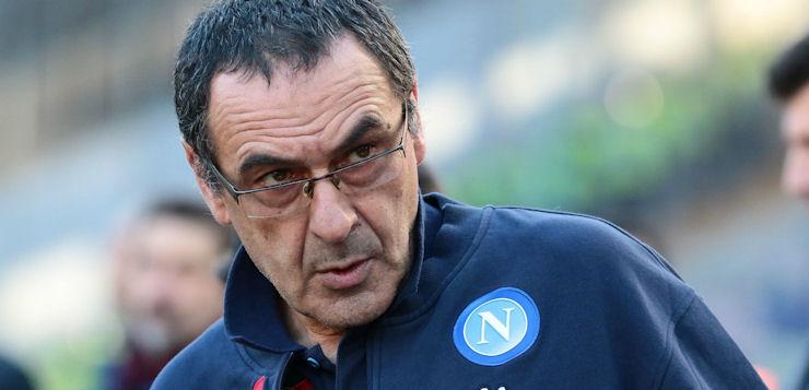 """Atalanta-Napoli 0-1, Sarri attacca: """"Ho dubbi sulle capacità di chi decide il calendario"""""""