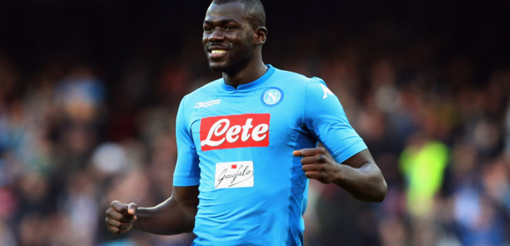 """Napoli, Koulibaly: """"Vogliamo metter fine all'egemonia della Juventus"""""""