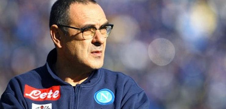 """Napoli-SPAL 1-0, Sarri scontento: """"Non l'abbiamo chiusa"""""""