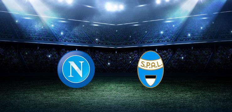 Napoli-SPAL, secondo tempo: dove vedere la partita in tv e diretta streaming