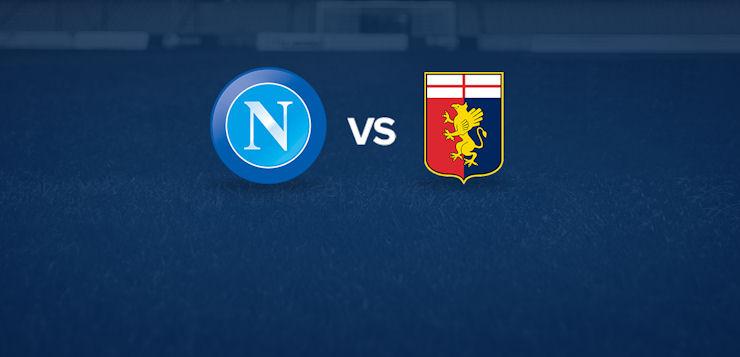 Napoli-Genoa: formazioni e dove vedere la partita in tv e diretta streaming