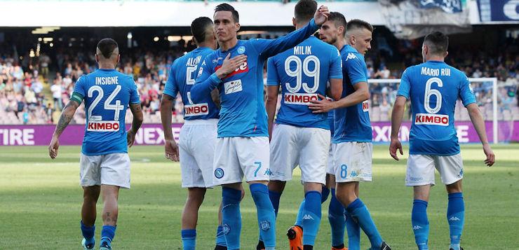 Napoli-Crotone 2-1: Sarri e azzurri da record!!!