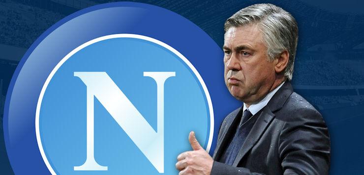 """Ancelotti sul Napoli: """"Il progetto è vincente, vogliamo investire ancora"""""""