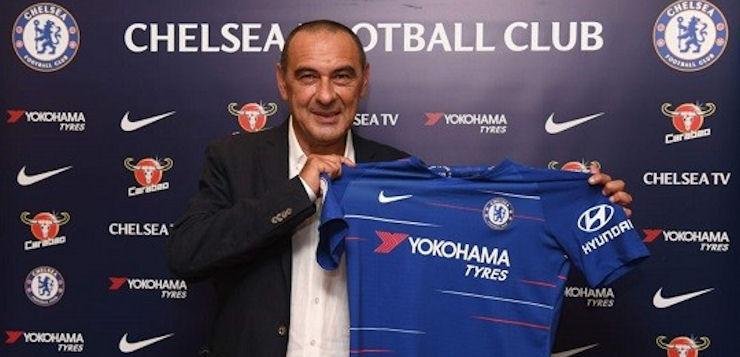 """Chelsea, Sarri saluta i tifosi del Napoli: """"Vi amerò per sempre"""""""