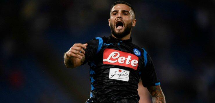 Lazio-Napoli 1-2: grande rimonta degli azzurri, goal Milik Insigne