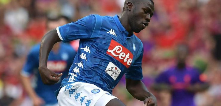 Udinese-Napoli, Koulibaly diffidato può riposare: pronto Maksimovic