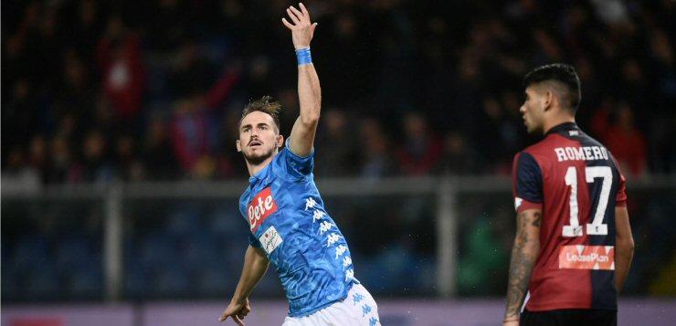 Genoa-Napoli 1-2: segna Kouamé poi la rimonta azzurra nella risaia Luigi Ferraris