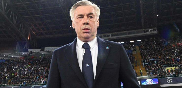 """Ancelotti, pareggio pesante per il Napoli: """"Siamo in vantaggio sul PSG"""""""