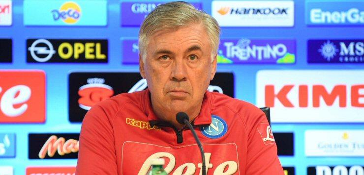 """Napoli-Sassuolo, Ancelotti: """"Non temo di perdere Allan"""""""