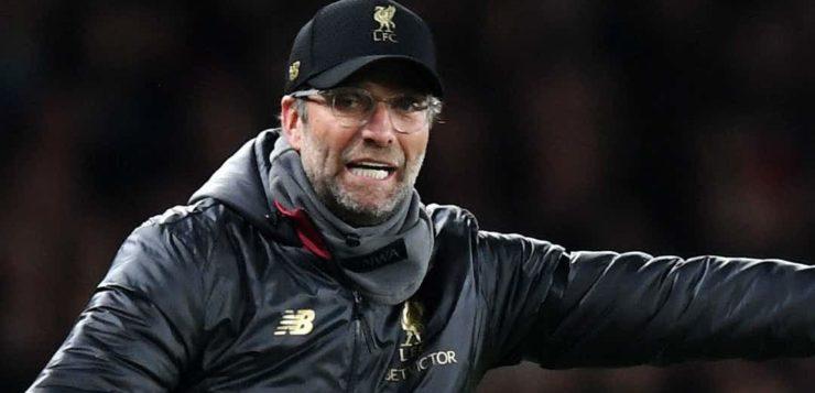 """Liverpool-Napoli, Klopp mette le mani avanti: """"Senza decisioni arbitrali avverse passeremo il turno"""""""