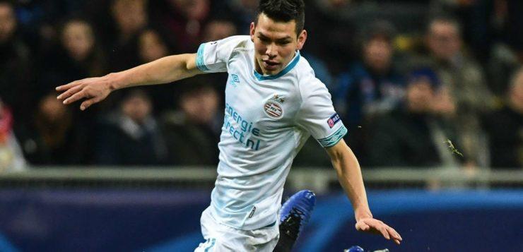 Calciomercato Napoli, Lozano si: 50 milioni l'offerta al PSV