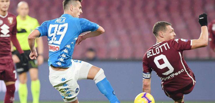 Napoli-Torino 0-0: dominio azzurro ma tante le occasioni sprecate
