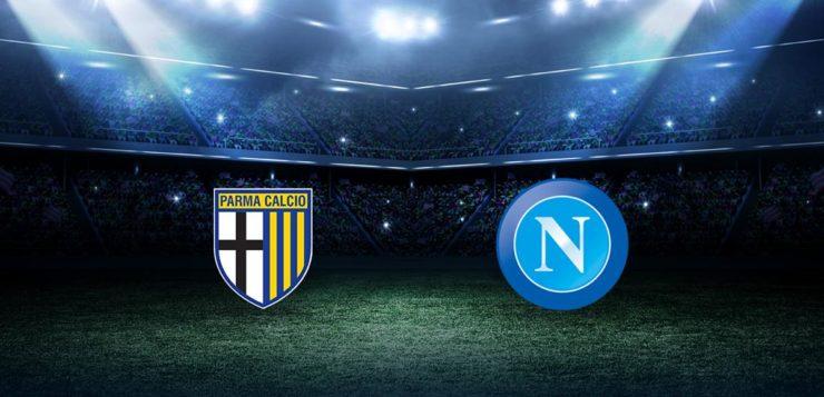 Parma-Napoli: dove vedere la partita in tv e diretta streaming