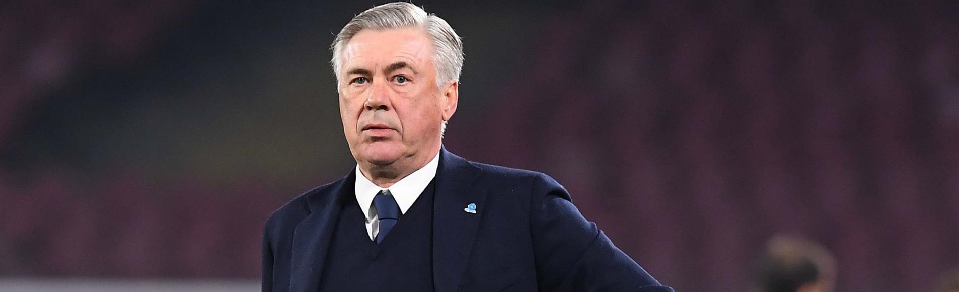 """Roma-Napoli 1-4, Ancelotti: """"Mi aspettavo questa bella prestazione"""""""