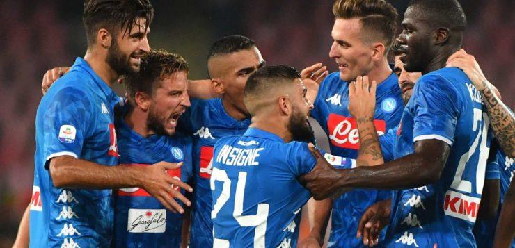 Napoli-Arsenal, Ancelotti super offensivo: Milik con Mertens e Insigne, fuori Fabian Ruiz