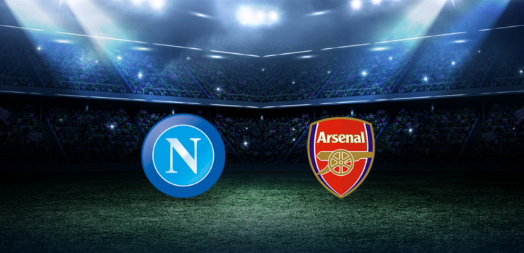 Napoli-Arsenal: dove vedere la partita in tv e diretta streaming