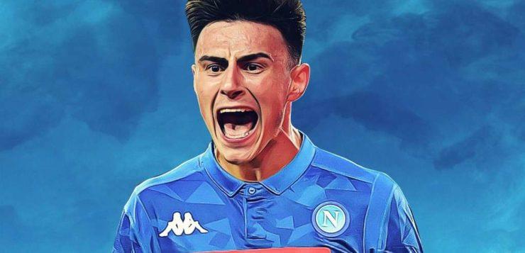 Calciomercato Napoli è ufficiale l'arrivo di Elmas dal Fenerbahce