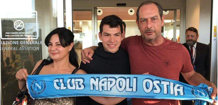 Calciomercato Napoli, Lozano è in Italia: il suo arrivo a Ciampino – Video