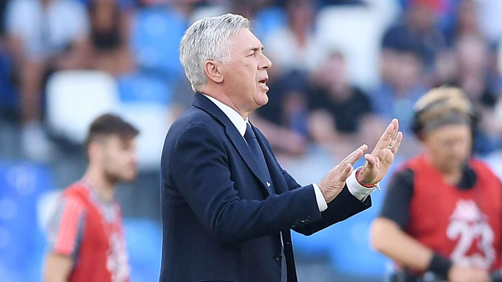 """Napoli, Ancelotti: """"Insigne importante, vogliamo tenere Callejon e Mertens"""" - NAPOLI CALCIO"""
