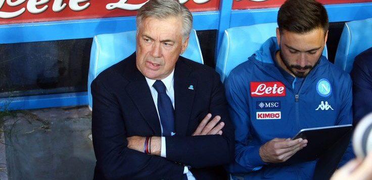 """Napoli-Verona 2-0, Ancelotti: """"Buona gestione della partita, abbiamo mostrato maturità"""""""