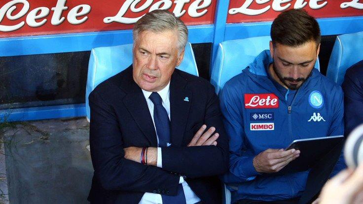 """Napoli-Verona 2-0, Ancelotti: """"Buona gestione della partita, abbiamo mostrato maturità"""" - NAPOLI CALCIO"""
