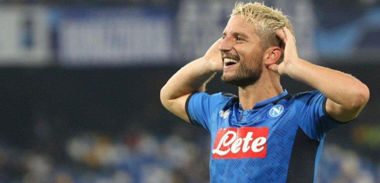 Mertens incerto sul futuro, ma l'Inter resta una seconda scelta