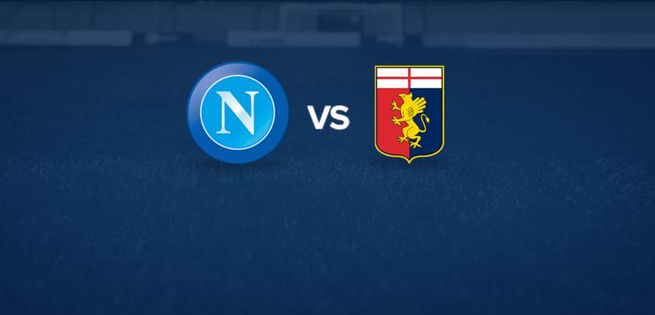 Napoli-Genoa: dove vedere la partita in tv e diretta streaming