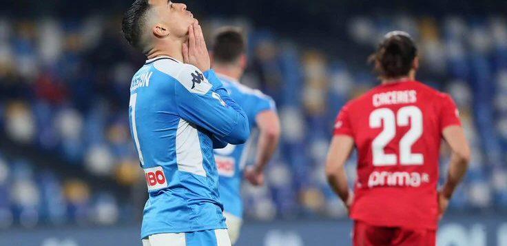 Napoli-Fiorentina 0-2: San Paolo è terra di conquista, quarto ko interno