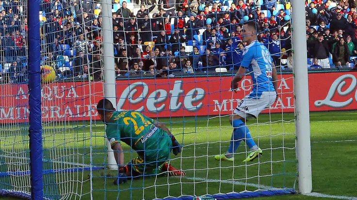 Napoli-Lecce 2-3: colpo salentino al San Paolo grazie ...