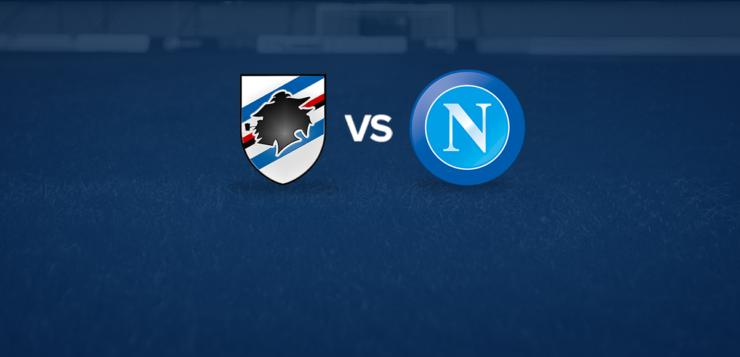 Sampdoria-Napoli: dove vedere la partita in tv e diretta streaming