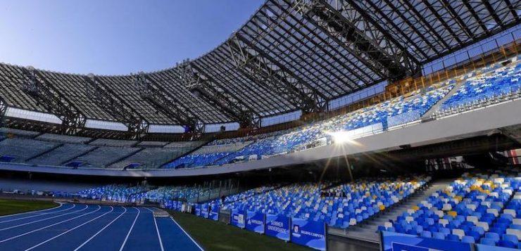 Coronavirus: Napoli-Inter, semifinale di Coppa Italia, ufficialmente rinviata
