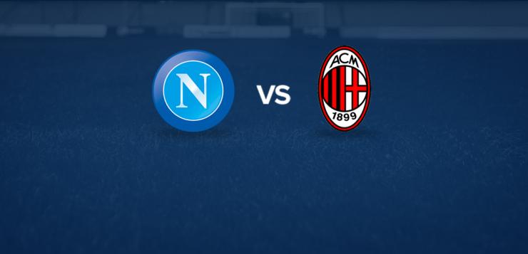 Napoli-Milan: dove vedere la partita in tv e diretta streaming