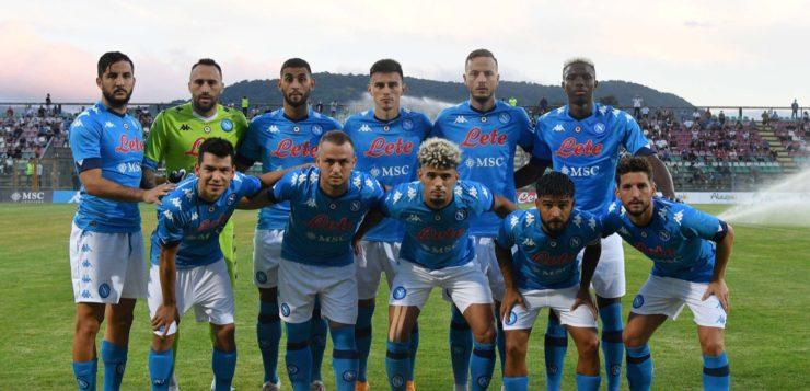 Napoli, i numeri maglia 2020-21: la lista completa
