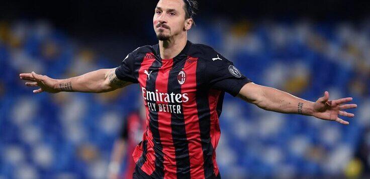 Napoli-Milan 1-3: azzurri con la testa altrove, Ibrahimovic decisivo