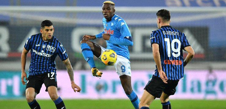 Atalanta-Napoli 4-2: è crisi senza fine, paura per Osimhen - NAPOLI CALCIO
