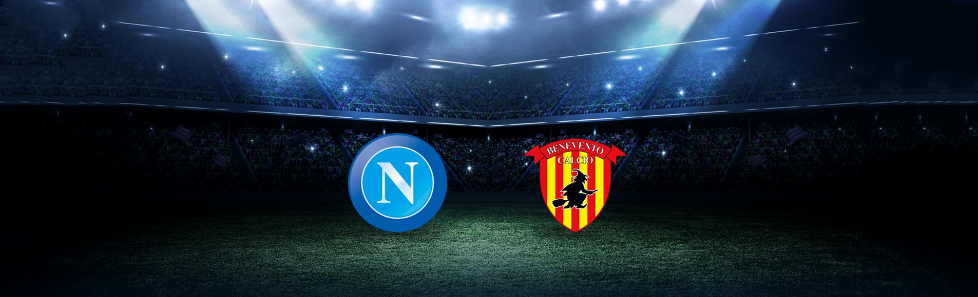 Napoli-Benevento: dove vedere la partita in tv e diretta streaming - NAPOLI CALCIO