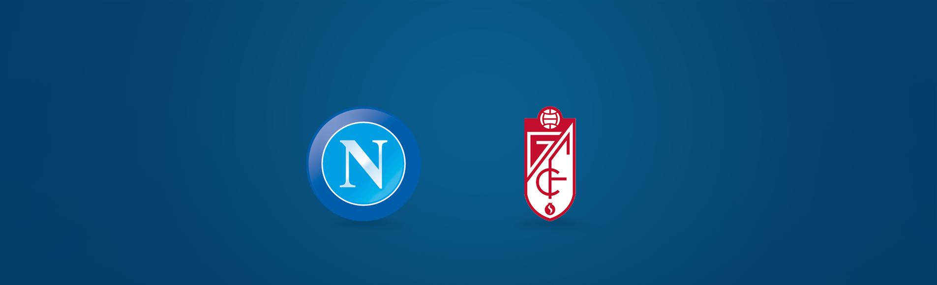 Napoli-Granada: dove vedere la partita in tv e diretta streaming - NAPOLI CALCIO