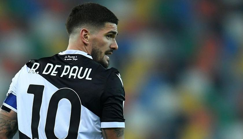 "Calciomercato, Napoli su De Paul, Udinese: ""De Laurentiis lo ha chiesto"" - NAPOLI CALCIO"